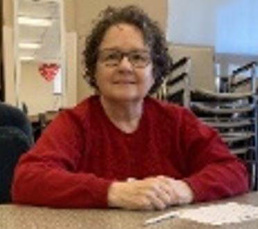 Pierrette, une usagère du Centre de jour  Vers l'âge sénior